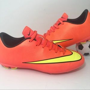 Nike Mercurial Vortex Youth Soccer Cleats